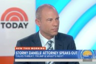 """Stormy Daniels's Lawyer Says <i>60 Minutes</i> Interview Could Have Included Description of Trump's """"Genitalia"""""""