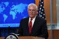 Report: Trump Wanted to Fire Rex Tillerson via Tweet While the Secretary of State Was in Africa
