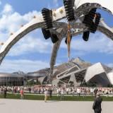 "U2's ""The Claw"" Will Become a Landmark at Utah Aquarium"