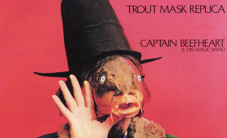'Trout Mask Replica' Album Cover