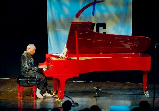 Cecil Taylor At The New York Society For Ethical Culture
