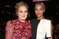 Adele Wants You to Know She Loves Beyoncé