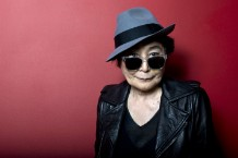 Yoko Ono Introduces Screening Of 'GasLand'