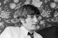 Self-Portrait Depicting John Lennon as Hitler Sells For $54,000