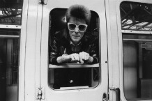 Bowie On The Rails