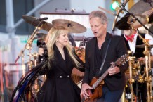 Fleetwood Mac Performs On NBC's