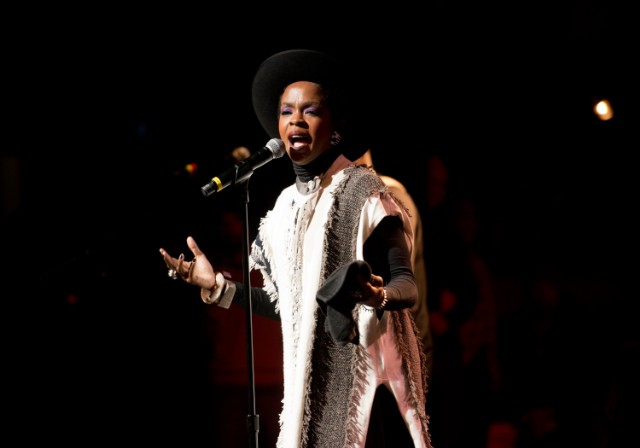 Lauryn Hill Announces 20th Anniversary Tour Of 'The Miseducation of Lauryn Hill'