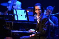Nick Cave Announces New Skateboard