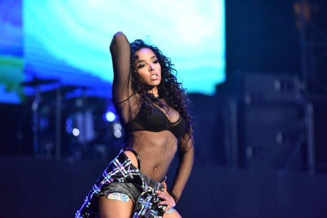 2015 BET Experience - Nicki Minaj, Ne-Yo, Tinashe, Rae Sremmurd