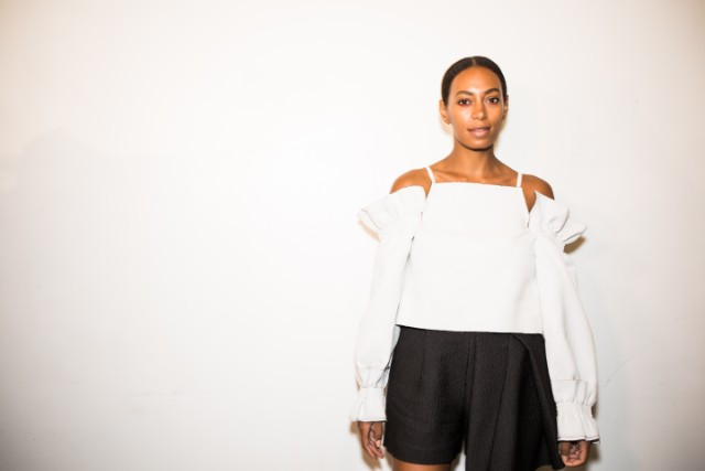 Solange debuts performance art piece Los Angeles Hammer Museum