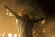 "Florence and the Machine – ""Sky Full of Song"""