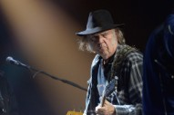 Neil Young and Crazy Horse Announce First Shows in 4 Years [UPDATED]