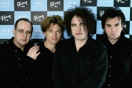 The Cure Are Back in the Studio