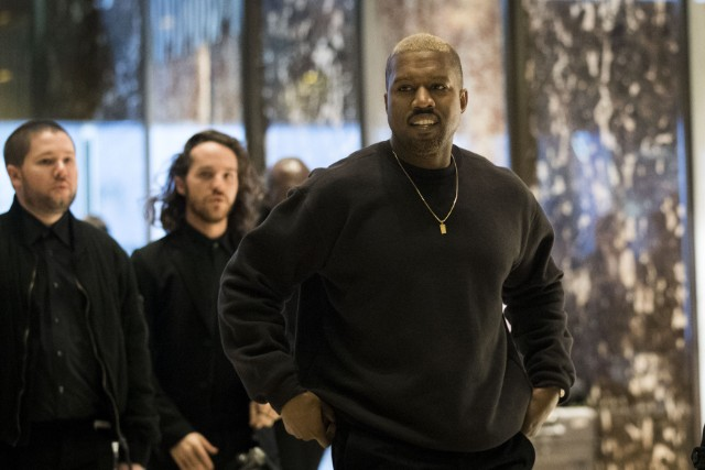 Kanye Talks Race, Trump, and Police Brutality on New Song
