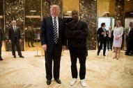 Kanye Was Texting With Scaramucci? Sure