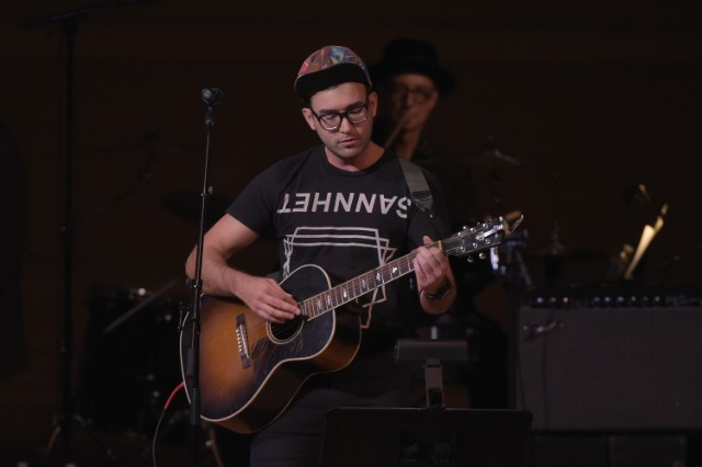 Sufjan Stevens Performs on Live From Here