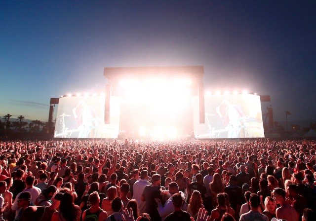 Coachella Sued Over Radius Clause