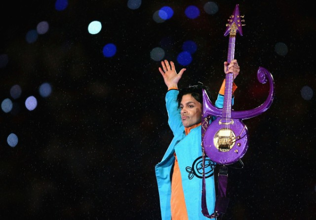 Listen to Prince's recording of
