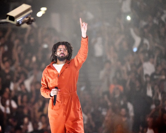 J Cole talks rap, drugs and critics in new interview