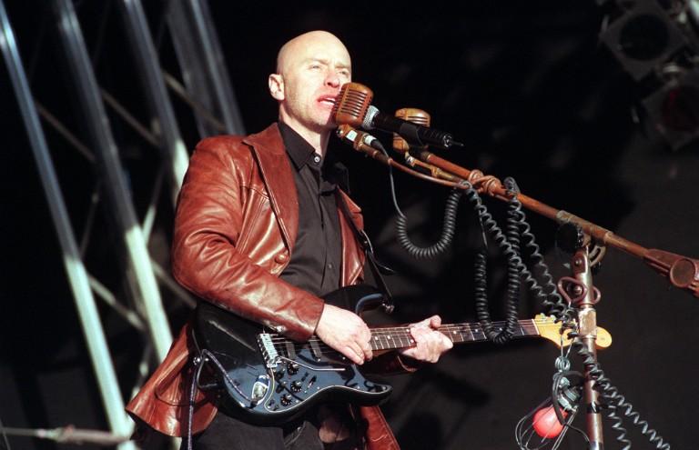 Glastonbury 2000 The The