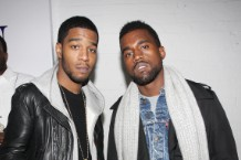 Kanye Teases Kid Cudi Collaboration with New Takashi Murakami-Inspired Images