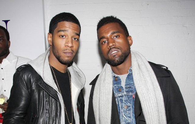 Kanye Teases Kid Cudi Collaboration with New Takashi Murakami-Inspired Images