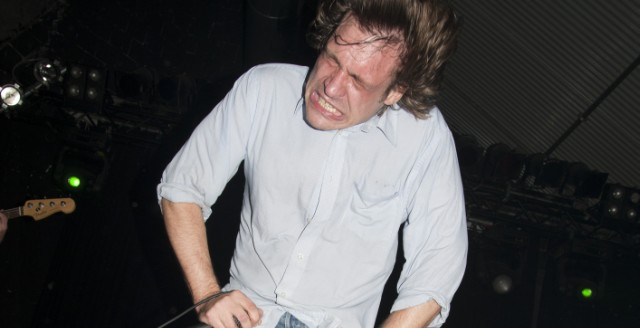 John Maus Performs In Berlin