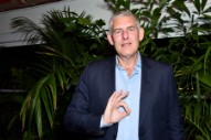 YouTube's Lyor Cohen Responds to That Viral Kanye Photo
