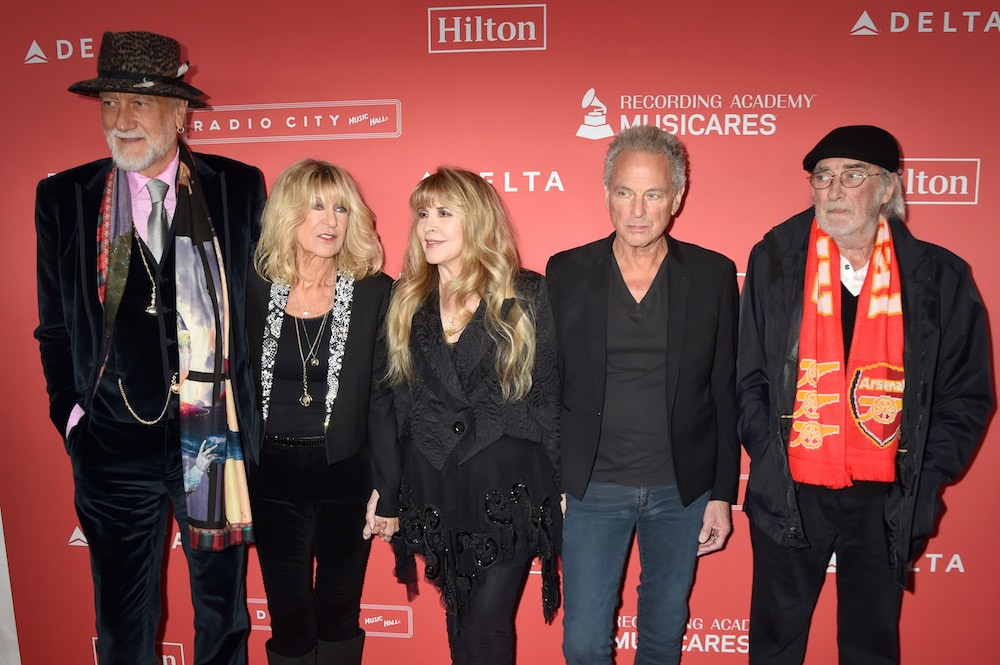 2018 MusiCares Person Of The Year Honoring Fleetwood Mac - Arrivals