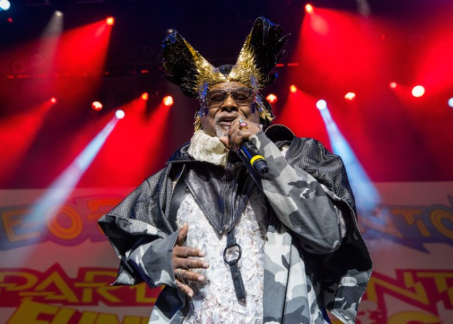 George Clinton Announces He's Retiring From Touring Next Year