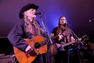 Stream Willie Nelson&#8217;s New Album <i>Last Man Standing</i>
