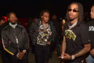 Report: Three Hit With Drug Charges After Search of Migos Tour Bus