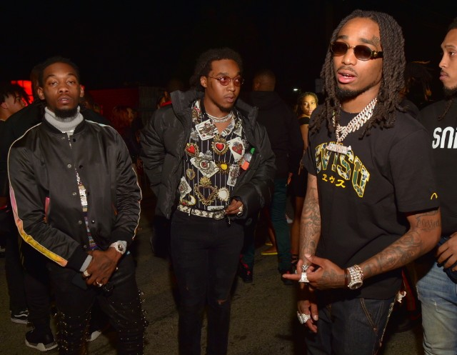 Migos Hosts Compound