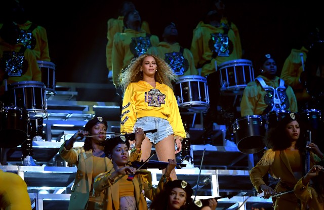 Beyoncé's Coachella second weekend set will include a couple of changes