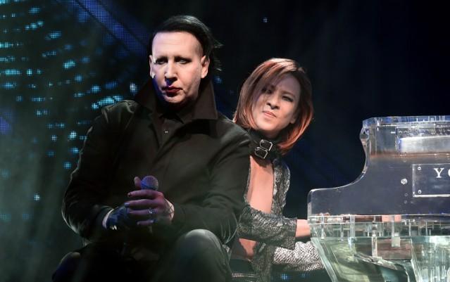 Coachella 2018: Marilyn Manson and X Japan Perform