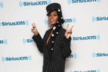 Celebrities Visit SiriusXM - April 23, 2018