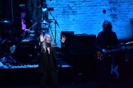 Watch Patti Smith Perform With Bruce Springsteen and Michael Stipe