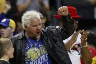 This Photo of E-40 and Guy Fieri Is a Nice Thing That Hasn't Been Ruined Yet