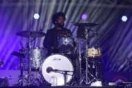 """Questlove Spotted Wearing """"Kanye Doesn't Care About Black People"""" T-Shirt"""