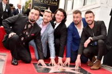 nsync-hollywood-walk-of-fame