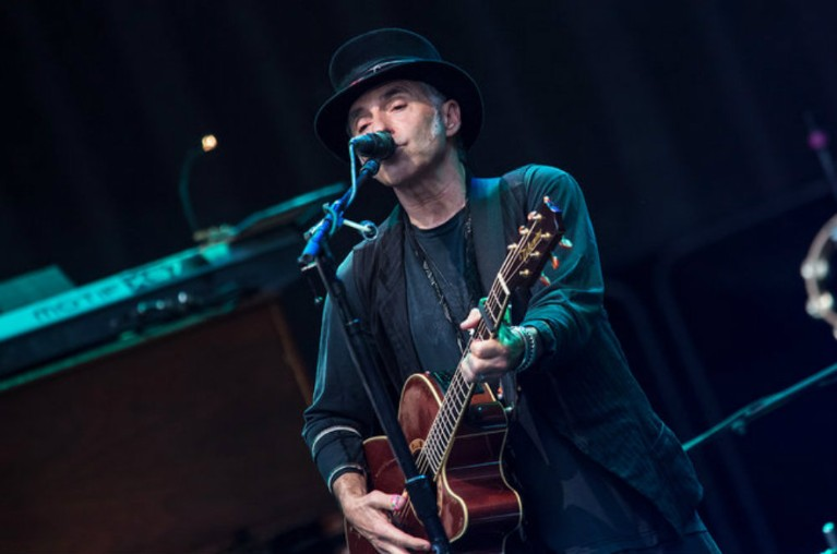 Nils Lofgren's Stolen Guitars Found in Dallas