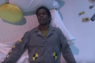 A$AP Rocky Releases New Song &#8220;Featuring&#8221; Moby, Debuts Another on <i>Fallon</i>
