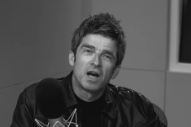 Noel Gallagher Talking to Lars Ulrich Reminds Us That Even Rock Stars Get Older
