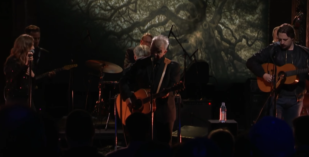 Watch John Prine Play Summers End With Sturgill Simpson And