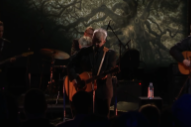 Watch John Prine Play &#8220;Summer&#8217;s End&#8221; With Sturgill Simpson and Brandi Carlile on <i>Colbert</i>