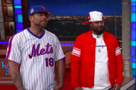 Ghostface Killah and Method Man Argued With a Jeff Sessions Cookie, Met James Comey at <i>Colbert</i> Taping