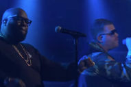 "Watch Run the Jewels Perform ""Thursday in the Danger Room"" on <i>Colbert</i>"
