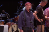 David Crosby Has No Idea Who This Man Is