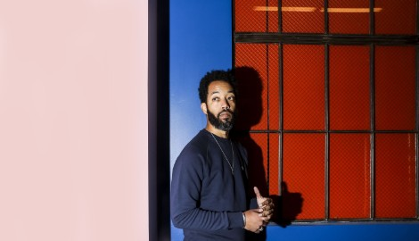 Wyatt Cenac Wants to Solve America