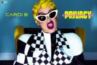 Stream Cardi B&#8217;s Debut LP <em>Invasion of Privacy</em>